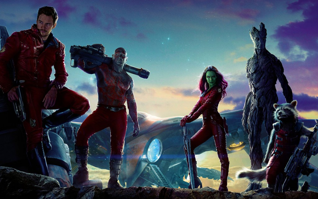 Guardians of the Galaxy - Movie Poster - Wallpaper 1200