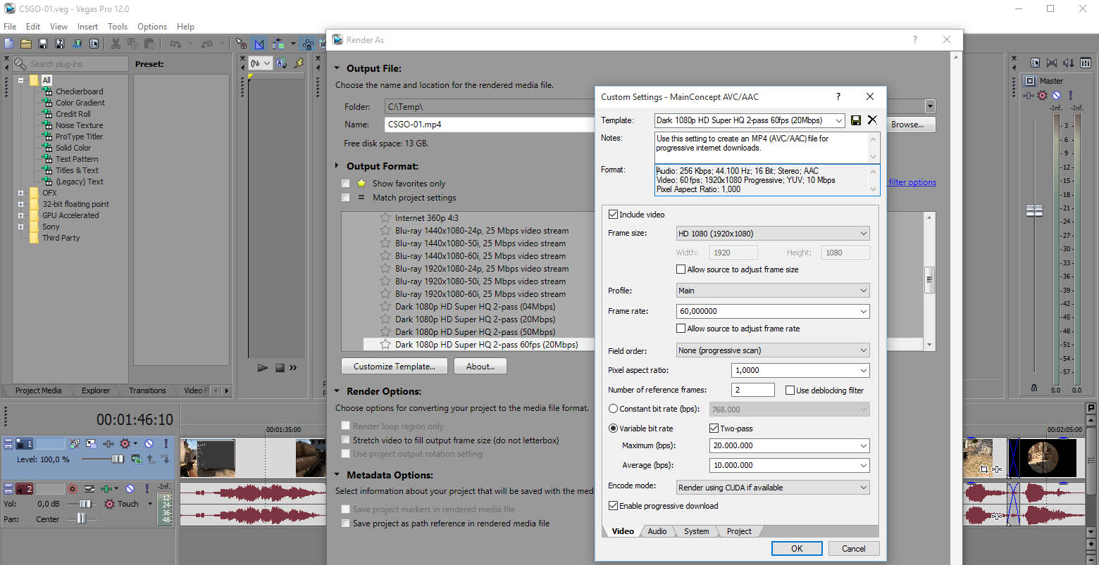 sony-vegas-render-as-cs-go-settings