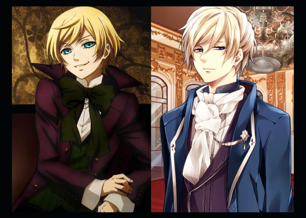 Midnight Cinderella – Which anime characters are the suitors inspired by?