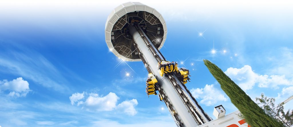 Top 5 Free Fall Towers in Europe