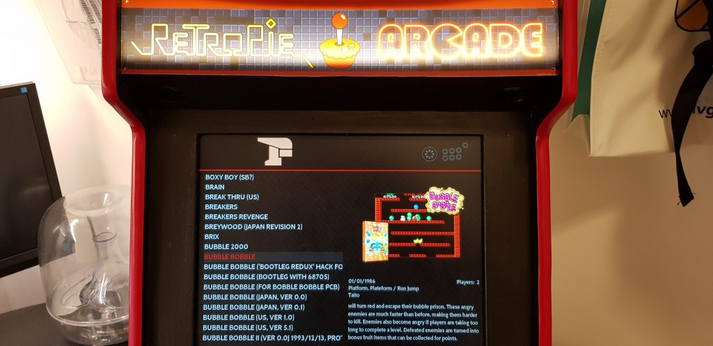 Arcade Bartop with Raspberry Pi & RetroPie DIY tutorial (with pictures) - Part 6 of 6 - Software