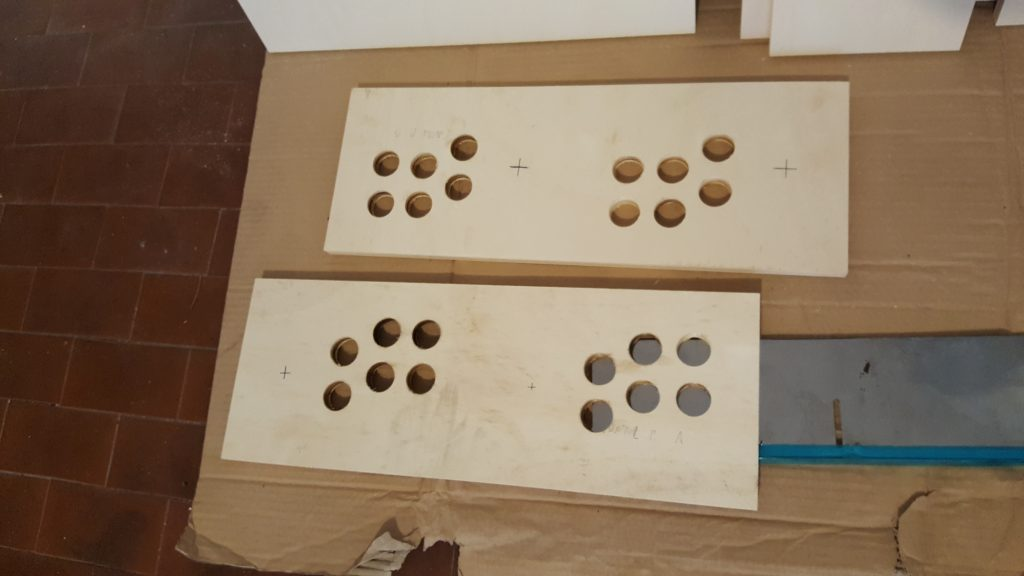 Arcade Bartop with Raspberry Pi & RetroPie DIY tutorial (with pictures) - Part 3 of 6 - Wood-cutting & Building