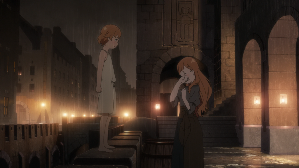 Maquia: When the Promised Flower Blooms (Sayonara no Asa)