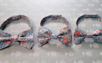 How to sew a perfect bow tie for kids (or even adults)